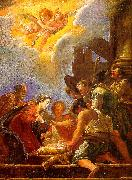 Domenico  Feti Adoration of the Shepherds  5 oil painting artist