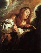 Domenico  Feti Saint Mary Magdalene Penitent oil painting picture wholesale