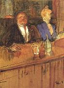 Henri  Toulouse-Lautrec Bar oil painting picture wholesale