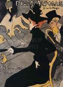 Henri  Toulouse-Lautrec Le Divan Japonais oil painting picture wholesale