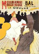 Henri  Toulouse-Lautrec Moulin Rouge oil painting picture wholesale