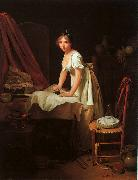 Louis Leopold  Boilly Young Woman Ironing Spain oil painting reproduction