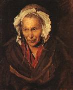 Theodore   Gericault Madwoman oil painting picture wholesale