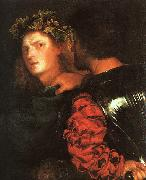 Titian The Assassin oil painting picture wholesale