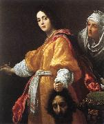ALLORI  Cristofano Judith with the Head of Holofernes   1 oil painting artist
