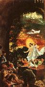 Albrecht Altdorfer Resurrection oil