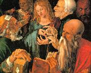 Albrecht Durer Christ Among the Doctors oil painting picture wholesale