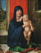 Albrecht Durer Madonna and Child_y oil painting picture wholesale