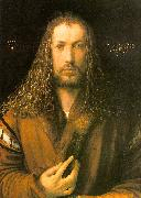 Albrecht Durer Self Portrait in a Fur Coat oil painting picture wholesale