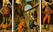 Albrecht Durer Paumgartner Altarpiece oil painting picture wholesale