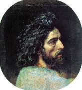 Alexander Ivanov John the Baptist's Head oil
