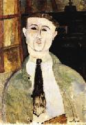 Amedeo Modigliani Paul Guillaume oil painting picture wholesale