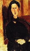 Amedeo Modigliani Portrait of Anna ( Hanka ) Zborowska oil painting picture wholesale