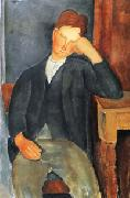 Amedeo Modigliani The Young Apprentice oil painting picture wholesale