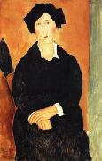 Amedeo Modigliani The Italian Woman oil painting picture wholesale