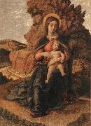 Andrea Mantegna Madonna and Child oil painting picture wholesale