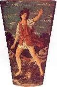 Andrea del Castagno The Young David oil painting artist
