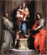 Andrea del Sarto Madonna of the Harpies fdf oil painting picture wholesale