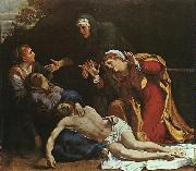 Annibale Carracci The Dead Christ Mourned oil painting artist