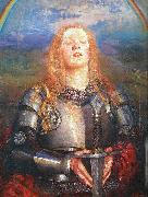 Annie Louise Swynnerton Joan of Arc oil painting picture wholesale