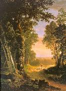 Asher Brown Durand The Beeches oil painting picture wholesale