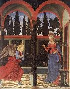 BALDOVINETTI, Alessio Annunciation vgga oil painting picture wholesale