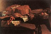 BASCHENIS, Evaristo Musical Instruments oil painting picture wholesale