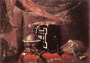 BASCHENIS, Evaristo Still-life with Instruments ll oil painting picture wholesale