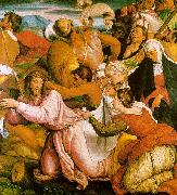 BASSANO, Jacopo The Way to Calvary ww oil painting picture wholesale