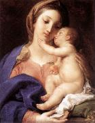 BATONI, Pompeo Madonna and Child  ewgdf oil painting picture wholesale