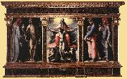 BECCAFUMI, Domenico Trinity fgj oil painting picture wholesale