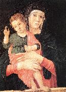 BELLINI, Giovanni Madonna with Child Blessing 25 oil painting picture wholesale