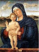 BELLINI, Giovanni Madonna with Blessing Child 23ru oil painting picture wholesale