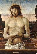 BELLINI, Giovanni Dead Christ in the Sepulchre (Pieta) oil painting picture wholesale