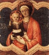 BELLINI, Jacopo Madonna and Child fgf oil painting