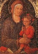 BELLINI, Jacopo Madonna and Child Blessing oil painting