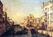 BELLOTTO, Bernardo The Scuola of San Marco gh oil
