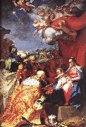 BLOEMAERT, Abraham Adoration of the Magi d oil painting picture wholesale