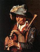 BLOEMAERT, Abraham The Bagpiper ffg oil painting picture wholesale