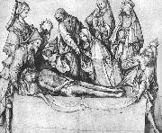 BOSCH, Hieronymus The Entombment fghfgh oil painting artist