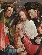 BOSCH, Hieronymus Christ Mocked gyjhk oil painting artist