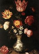 BOSSCHAERT, Ambrosius the Elder Flower Piece fg oil