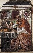 BOTTICELLI, Sandro St Augustine fdgdf oil painting picture wholesale