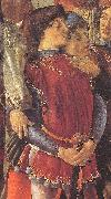 BOTTICELLI, Sandro The Adoration of the Magi (detail) oil painting picture wholesale