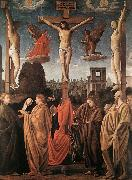BRAMANTINO Crucifixion 210 oil