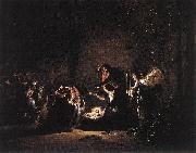 BRAMER, Leonaert The Adoration of the Magi dfkii oil painting picture wholesale