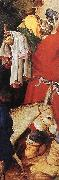BROEDERLAM, Melchior The Flight into Egypt (detail) dsf oil painting picture wholesale