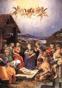 BRONZINO, Agnolo Adoration of the Shepherds sdf oil painting picture wholesale