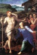 BRONZINO, Agnolo Noli me tangere fdg oil painting picture wholesale