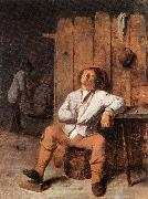 BROUWER, Adriaen A Boor Asleep oil painting picture wholesale